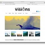 Liquid Visions Website